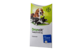 Droncit Tablets Dogs and Cats from Vetoquinol