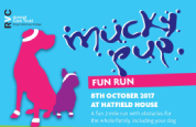 Mucky Pup Fun Run Sponsored by Vetoquinol UK